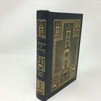 Travels In Alaska by John Muir Easton Press Leather Collector's Edition