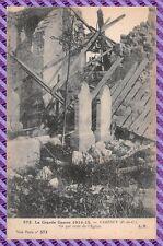 CPA - 62 - CARENCY - Este que reste de la iglesia