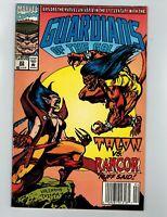 Guardians of the Galaxy #23 Comic Book April 1992 Marvel Comics