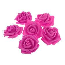 623 pieces Foam Rose heads Artificial Wedding Bride Bouquet crafts Party