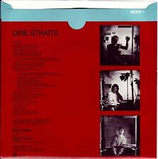 DIRE STRAITS Skateaway (edit) ((**NEW-UNPLAYED 45 DJ w/PS**)) from 1980