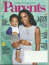 Parents Magazine February 2016 + 20% Gymboree & Crazy 8 Coupons + Kelly Rowland