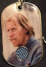 """The Walking Dead Costume Dog Tag CR9 """"Axel"""" Lew"""