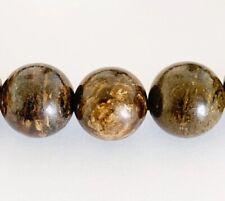 Bronzite Bead Bracelet