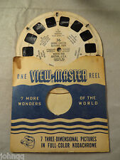 View-Master Reel 36, Grand Canyon National Park North Rim, Single Reel