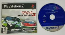 Toca Race Driver 3 Version Promo PS2 PS 2 Playstation 2 PAL