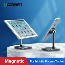 UGREEN Magnetic Desk Stand for iPhone Samsung LG Universal Mobile Phone Holder