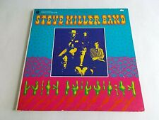 Steve Miller Band Children Of The Future LP Capitol Reissue Vinyl Record