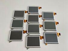 10 X Nintendo DS Lite DSL Pantalla LCD inferior inferior parte Original Blanco Joblot