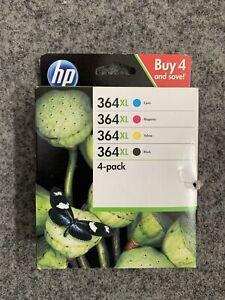 Neu HP 364xl Tintenpatronen Multipack Set N9J74AE A