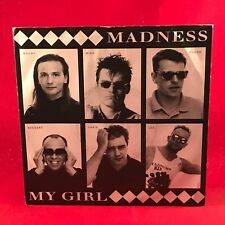 """MADNESS My Girl 1992 issue UK 7"""" Vinyl Single EXCELLENT CONDITION live"""