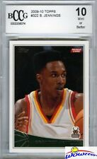 2009/10 Topps #322 Brandon Jennings ROOKIE BECKETT 10 MINT!