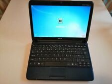 Acer Aspire One  Windows 7 Laptop (Netbook). 220gb HDD, WiFi and camera