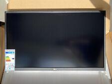 *BNIB* LG 27UL500-W 27in 4K UHD IPS Monitor Display in White, Boxed w/ Stand ✅