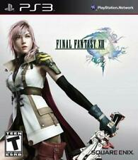 Final Fantasy XIII: Limited Card Sleeve Edition, Good PlayStation 3 Video Games