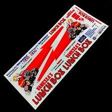 Tamiya Lunchbox Decals Body Stickers 9495470 / 19495470