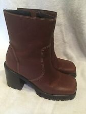 Sunflowers Womens 6 1/2 Tan / Brown Boots