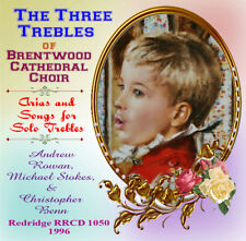 Three Trebles  - C Benn, A Rowan & M Stokes - Brentwood Cathedral Choir