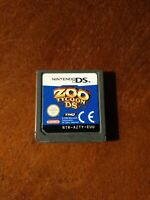 ZOO TYCOON DS |  Nintendo DS  | Modul | THQ Spiel getestet | NDS Tiere