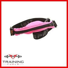 Spibelt Running Belt Non Bounce for Phone Expandable Pocket Black Pink Pocket
