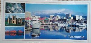 Postcard of Russell Falls, Port Arthur, The Hazards Coles Bay, Hobart