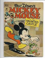 Walt Disneys Mickey Mouse Four Color 325 1951 Dell Comics FREE SHIP