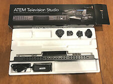 Blackmagic Design ATEM Television Studio Production Switcher