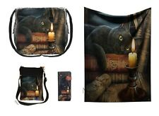 More details for witching hour bag purse shoulder messenger throw black cat gifts nemesis now
