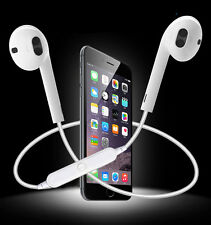 Wireless Bluetooth Headset Headphone Stereo Earphone Earbuds Sport for iPhone 8