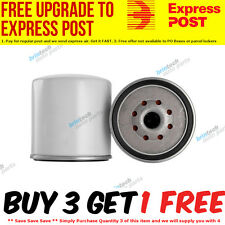 Oil Filter 1999 - For HOLDEN RODEO - TFR6,R9 Turbo Diesel 4 2.8L 4JB1-T [KN] F