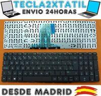 TECLADO ESPAÑOL NUEVO PORTATIL HP 250 G5, 255 G5 SG-81300-2BA, PK131EM2A09