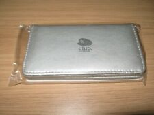 Club Nintendo Silver DS Pouch - Brand New