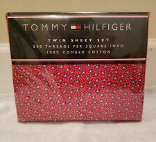 Tommy Hilfiger Twin Sheet Set