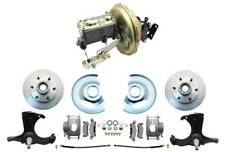 1967-72 Chevy-GMC Truck C10 Front Disc Brake Conversion Kit 6 Lug Stock Height