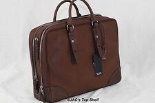 Tumi Villa T-Pass Lago Medium Laptop Brief* - Brown  #73115B