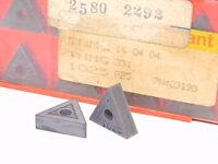 NEW SURPLUS 10PCS. SANDVIK  TNMG 331  GRADE: 1025  CARBIDE INSERTS