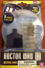 """DOCTOR WHO Weeping Angel Clear Variant SERIES 7 FIGURE 3.75"""" TALL"""