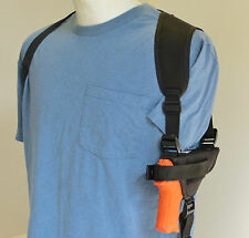 """Shoulder Holster for Springfield XDs 3.3"""" 9mm or 45 with Underbarrel Laser"""