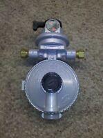 RV - LP/Propane 2 Stage Gas Regulator, Auto Changeover