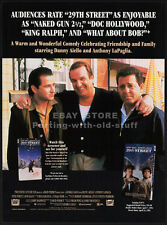 29th STREET__Original 1992 Trade print AD promo__DANNY AIELLO__ANTHONY LAPAGLIA