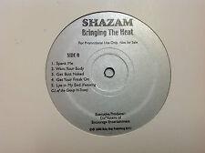 "SUPER RARE R&B HIP HOP SHAZAM BRINGING THE HEAT H-TOWN 12"" PROMO Entourage 2000"