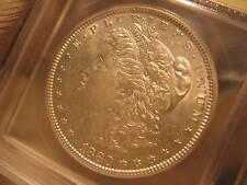 CH/GEM BU R6 VAM 39A 1880 MORGAN SILVER DOLLAR UNITED STATES COIN  * HOT 50 *