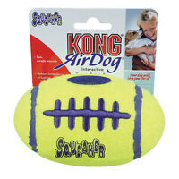 Squeaker Football Dog Toy - M - L - most popular Air Kong shapes dog toys