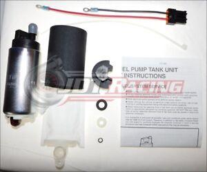 Walbro TI 190lph HP Fuel Pump Kit for 90-94 Eclipse Talon Laser 1G DSM AWD Turbo