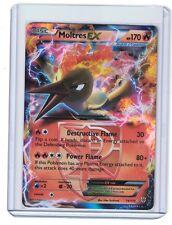 Pokemon TCG Plasma Storm, Moltres Ex 14/135 Ultra Rare, NM Team Plasma