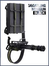 M134 1 1:6 Heavy Machine Gun Minigun TERMINATOR Gatling 8018
