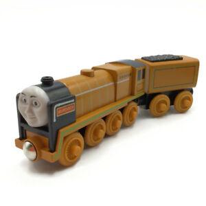 Thomas & Friends MURDOCH & TENDER Wooden Railway Train Track Engine 2003