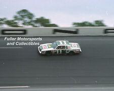 DARRELL WALTRIP #11 MOUNTAIN DEW BUICK REGAL 1981 NASCAR WINSTON CUP 8X10 PHOTO