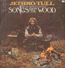 Jethro Tull – Songs From The Wood - Crisálida – Chr 1132-Ita 1977