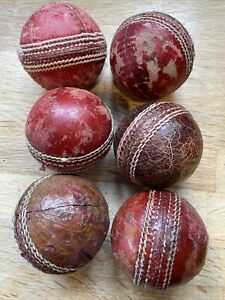 Used Cricket Ball Seconds Ideal For Training Coaching Throwdowns Nets Practice 3